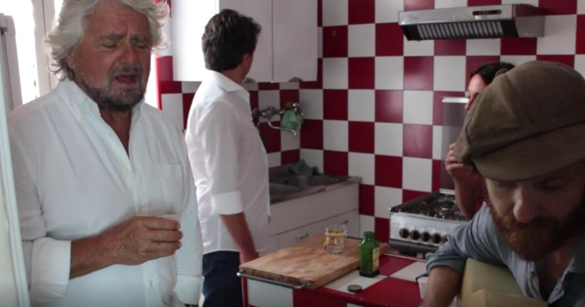 Grillo168 Il Cavallo Contromano Il Blog Di Beppe Grillo
