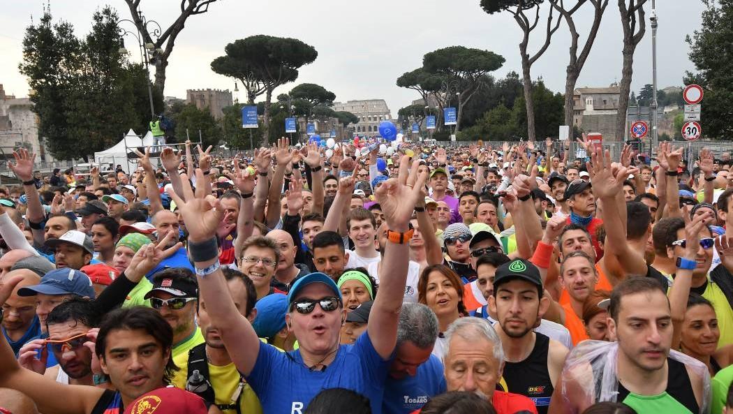Roma, Acea title sponsor della Maratona di Roma dell'8 aprile