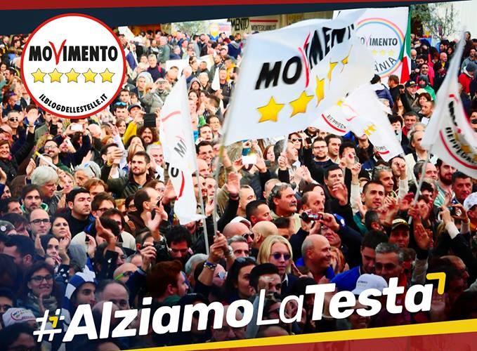 #ALZIAMOLATESTA TOUR – Tutte le date - M5S notizie m5stelle.com