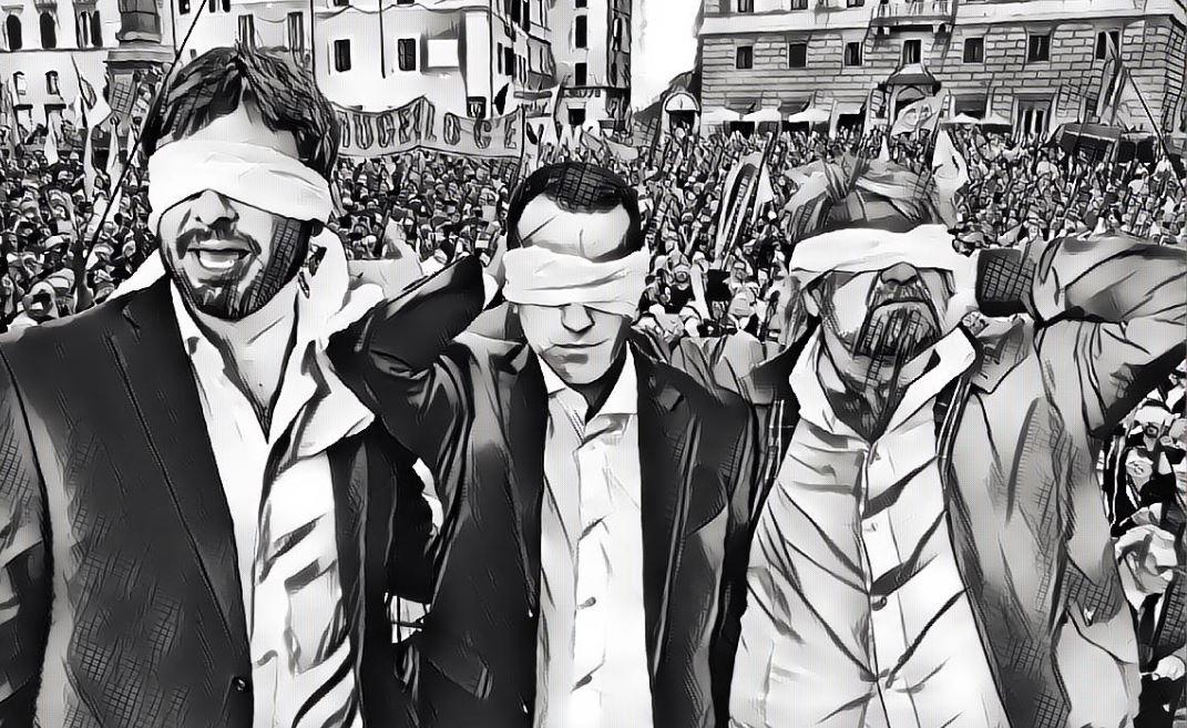 Governo, Salvini: 'Su Savona nessun diktat, ma dimostrazione di umiltà e apertura'