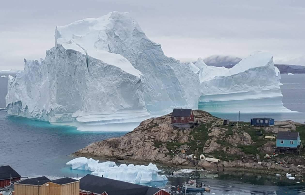 reputable site 6bf75 784b4 Groenlandia e l'iceberg vagabondo   Il Blog di Beppe Grillo