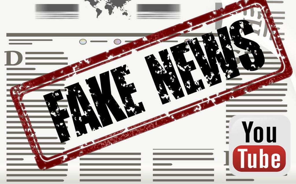 YouTube investirà 25milioni di dollari per contrastare le Fake News - m5stelle.com - notizie m5s
