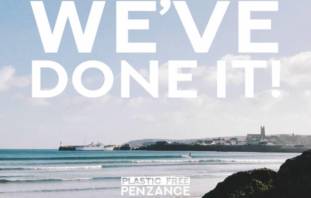 Penzance: la città libera dalla plastica - m5stelle.com - notizie m5s