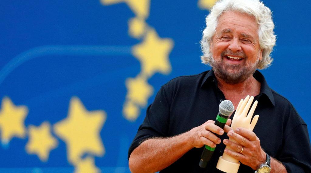 Intervento integrale di Beppe Grillo a #Italia5Stelle
