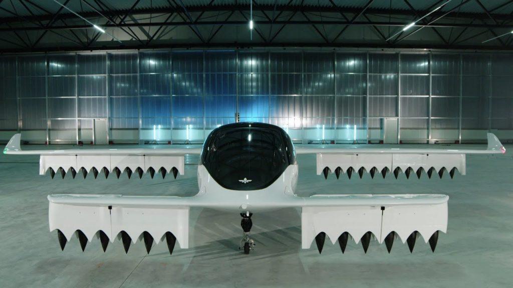 Taxi aereo elettrico e senza pilota nei cieli entro il 2025 | Il Blog di Beppe Grillo