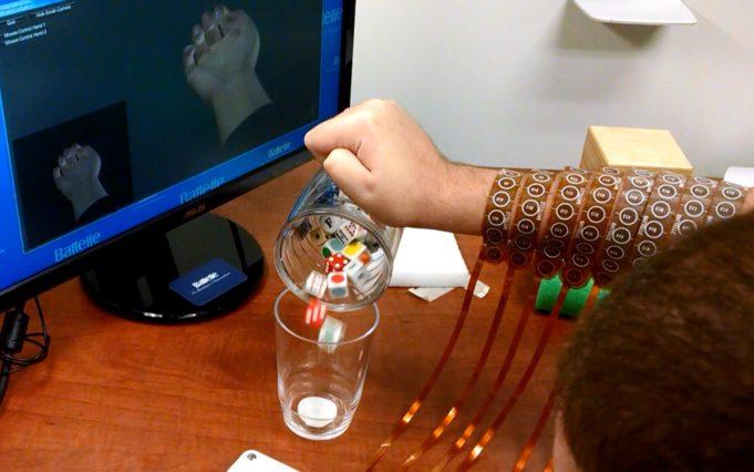 Ripristinato il senso del tatto con una nuova interfaccia cervello-computer